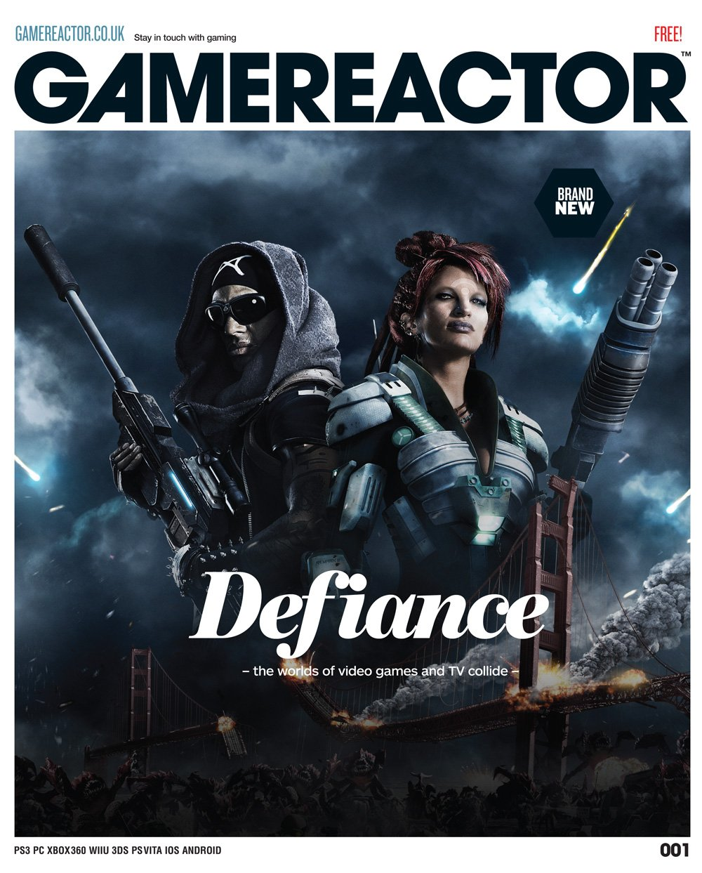 Gamereactor 01