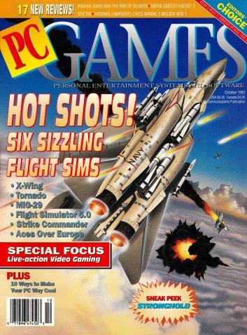 PCGames (October 1993)