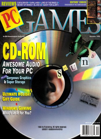 PCGames (December 1992)