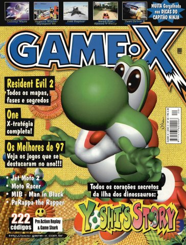 Game-X Issue 20
