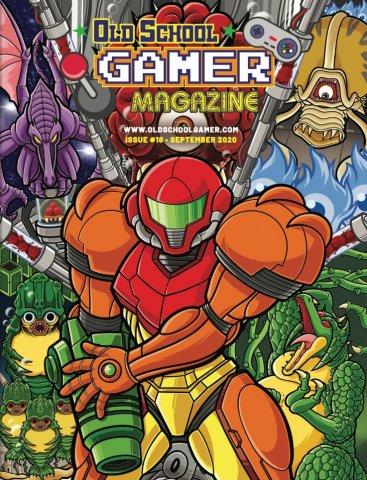 Old School Gamer Magazine Issue 18 (September 2020)