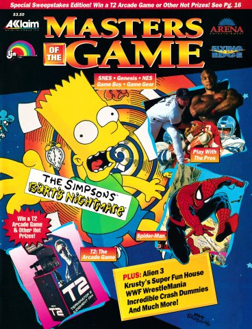 Masters of the Game (Acclaim, 1992)