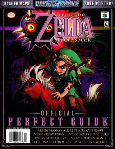 The Legend of Zelda Majora's Mask - Official Perfect Guide