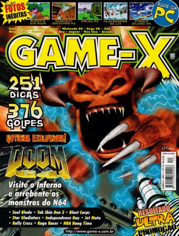 Game-X Issue 12