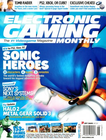 Electronic Gaming Monthly Issue 169 (August 2003)