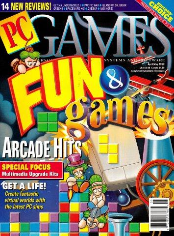 PCGames (April-May 1993)
