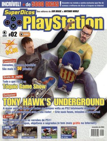 Super Dicas Playstation 02 (November 2003)