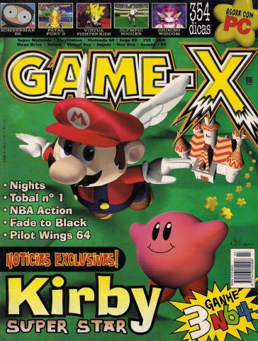 Game-X Issue 07