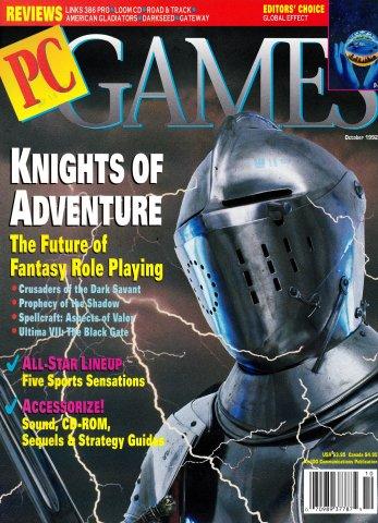 PCGames (October 1992)