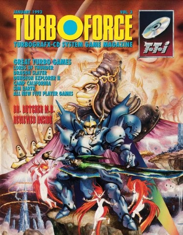 Turbo Force Issue 3