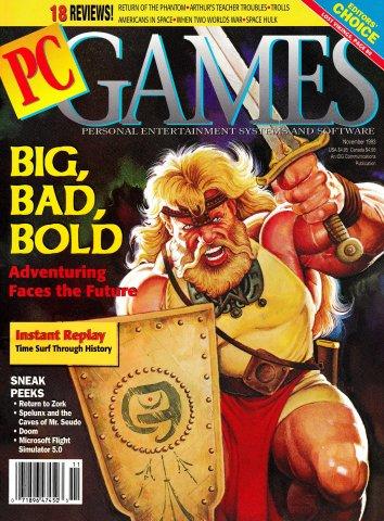 PCGames (November 1993)