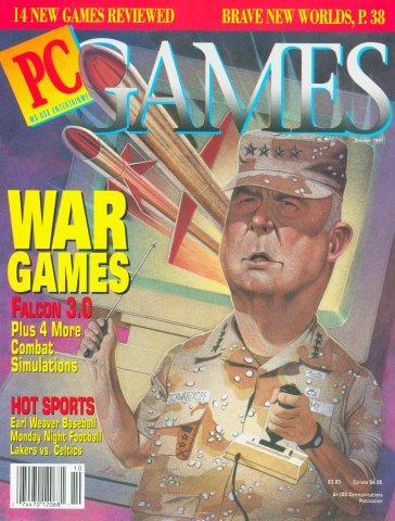 PCGames (October 1991)