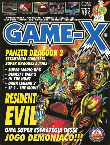 Game-X Issue 04