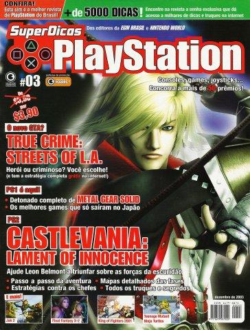 Super Dicas Playstation 03 (December 2003)