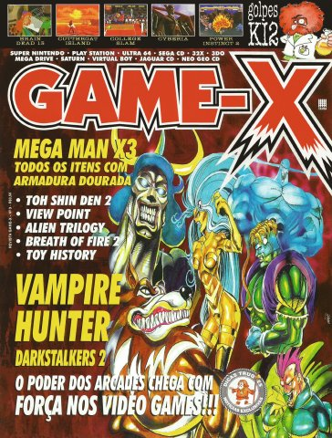 Game-X Issue 03