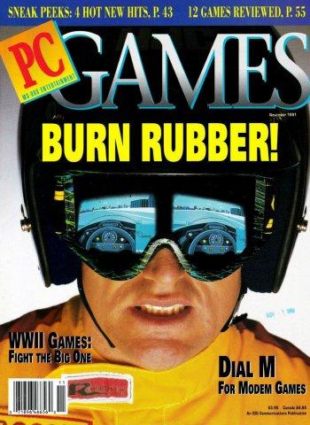PCGames (November 1991)