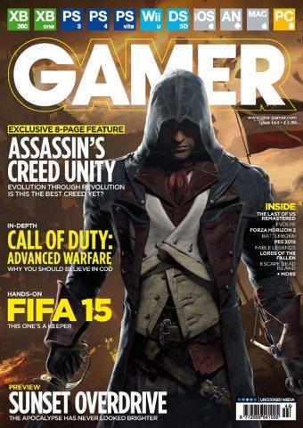 Gamer 144 (September 2014)