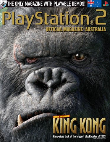 Playstation 2 Official Magazine (AUS) Issue 44 (September 2005)
