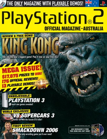 Playstation 2 Official Magazine (AUS) Issue 48 (Xmas 2005)