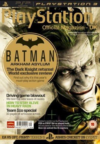 Playstation Official Magazine UK 035 (September 2009)