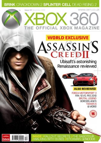 XBOX 360 The Official Magazine Issue 053 December 2009