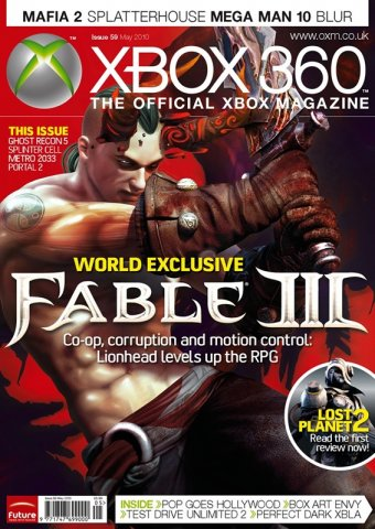 XBOX 360 The Official Magazine Issue 059 May 2010
