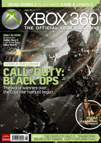 XBOX 360 The Official Magazine Issue 060 June 2010