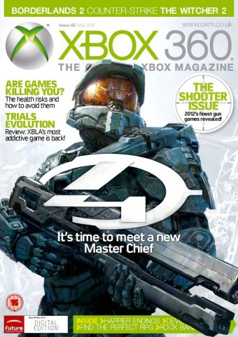 XBOX 360 The Official Magazine Issue 085 May 2012