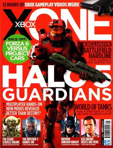 XONE Issue 121 (February 2015)