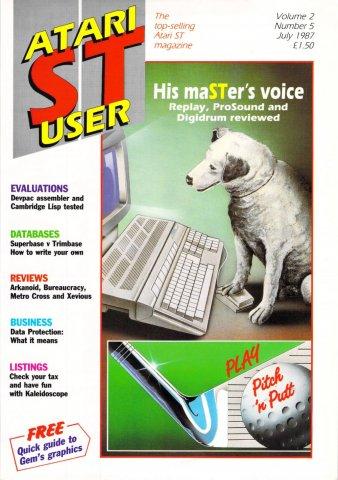 Atari ST User
