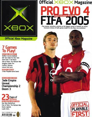 Official UK Xbox Magazine Issue 35 - November 2004