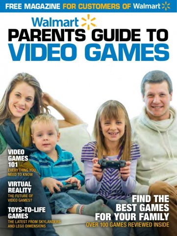 Walmart Parents Guide to Videogames (2016)