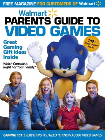 Walmart Parents Guide to Videogames (2017)