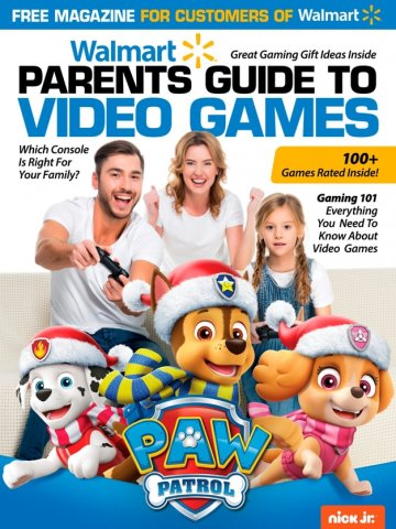 Walmart Parents Guide to Videogames (2018)