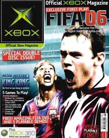 Official UK Xbox Magazine Issue 46 - September 2005