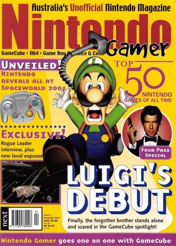 Nintendo Gamer Issue 04 (November 2001)
