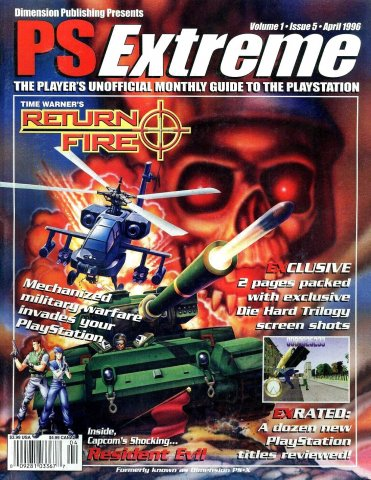PSExtreme Issue 05 April 1996