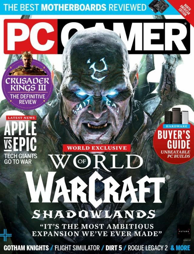 PC Gamer Issue 337 (December 2020)