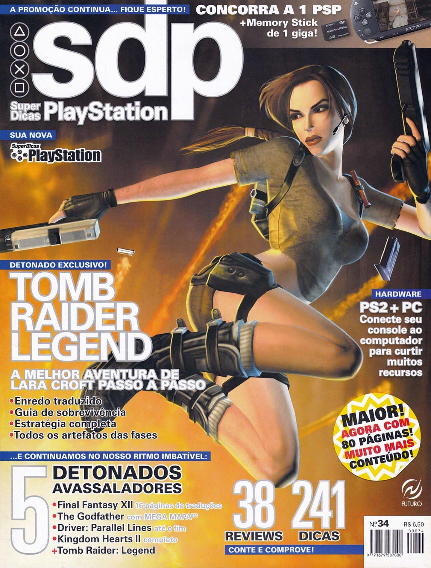 Super Dicas Playstation 34 (May 2006)