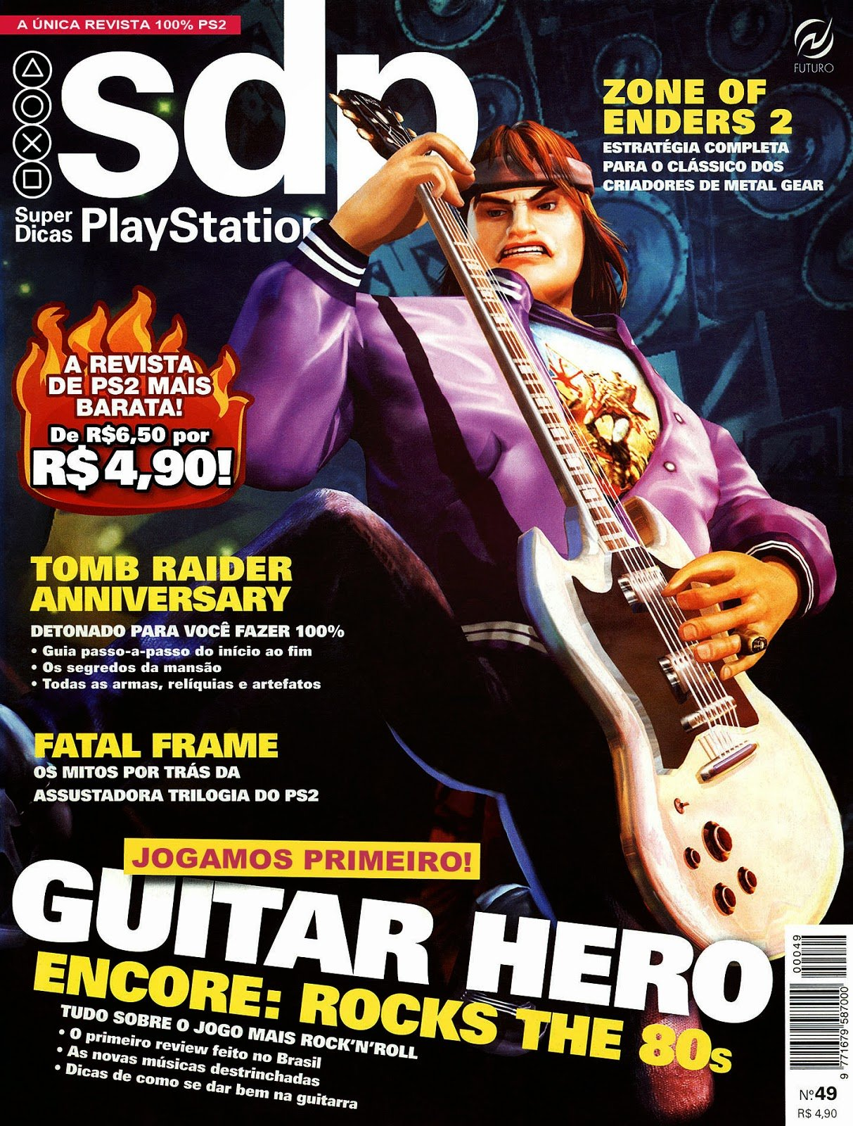 Super Dicas Playstation 49 (August 2007)