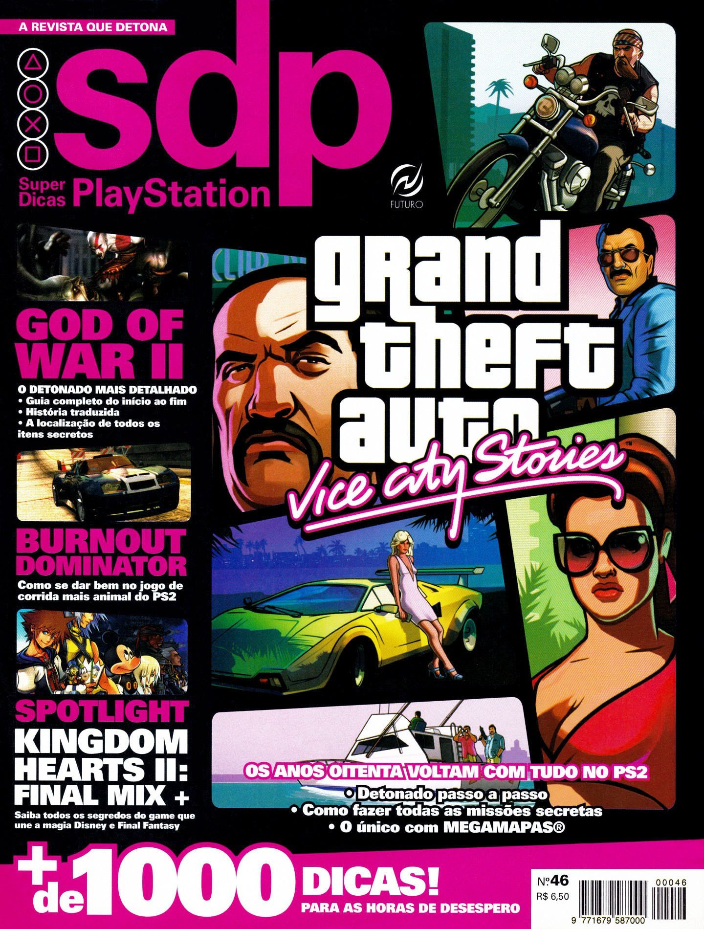 Super Dicas Playstation 46 (May 2007)