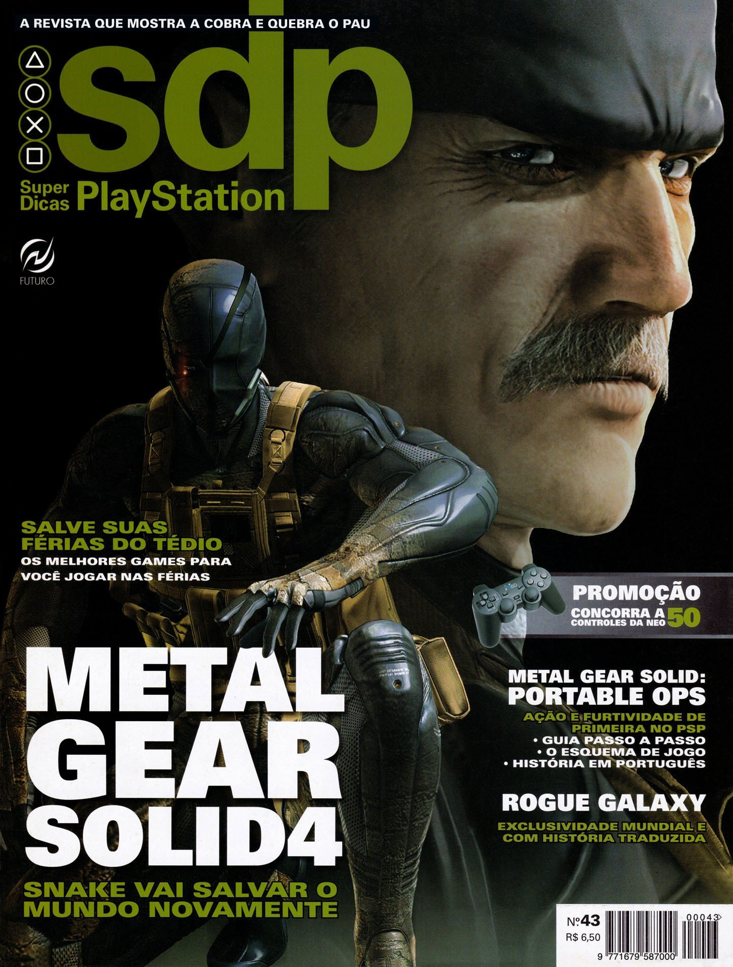 Super Dicas Playstation 43 (February 2007)