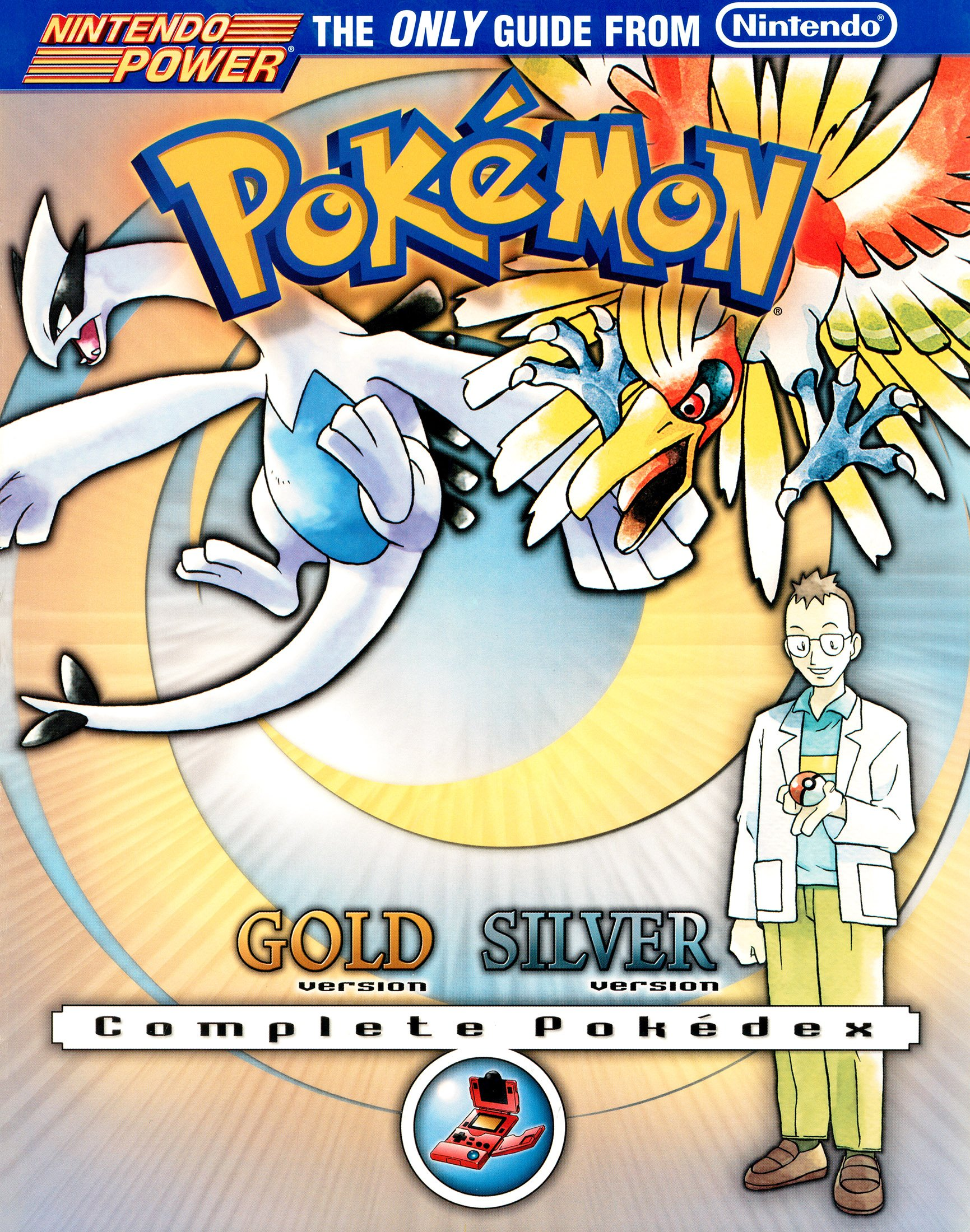Pokémon Gold Version & Silver Version Complete Pokédex