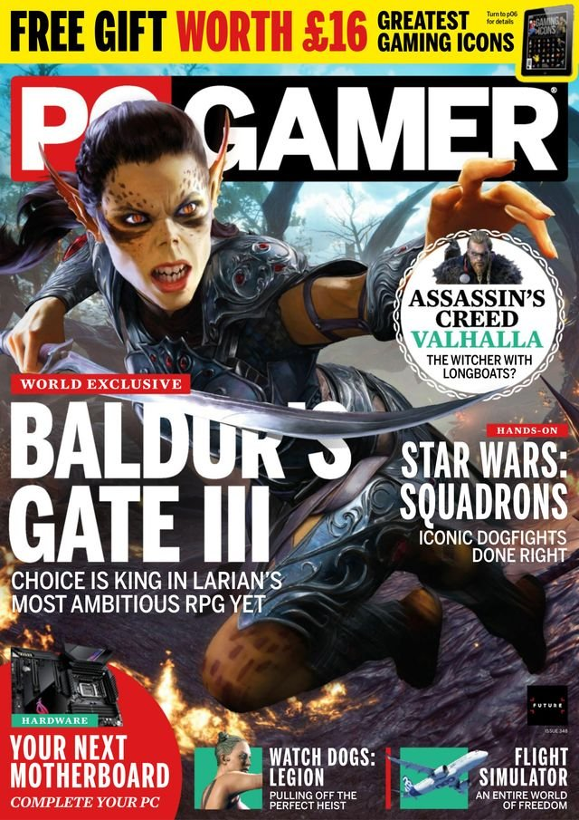 PC Gamer UK Issue 348 (October 2020)