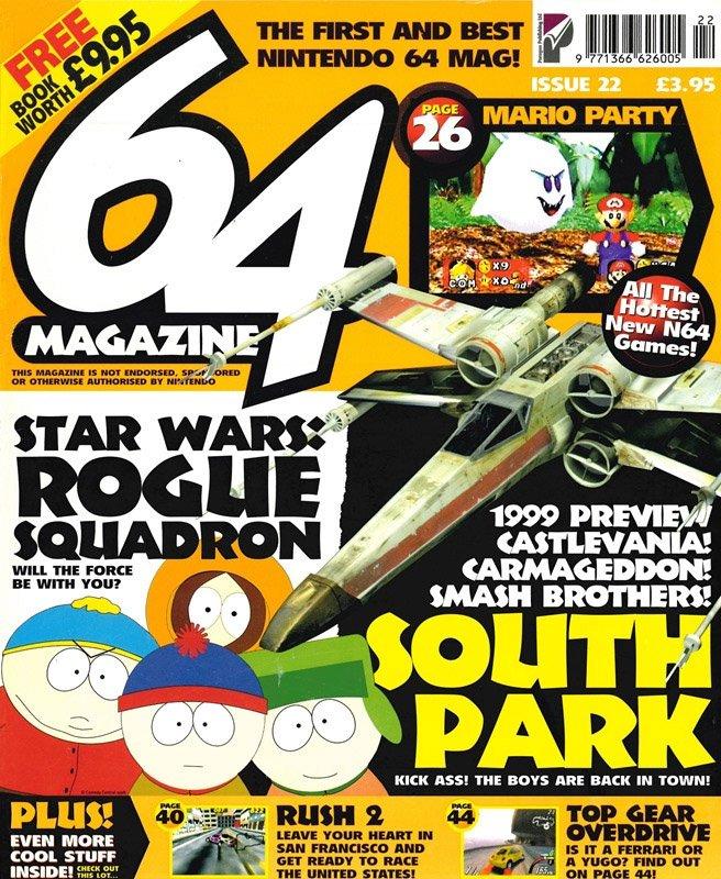 64 Magazine Issue 22 (March 1999)