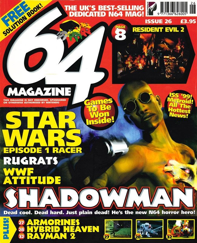 64 Magazine Issue 26 (July 1999)