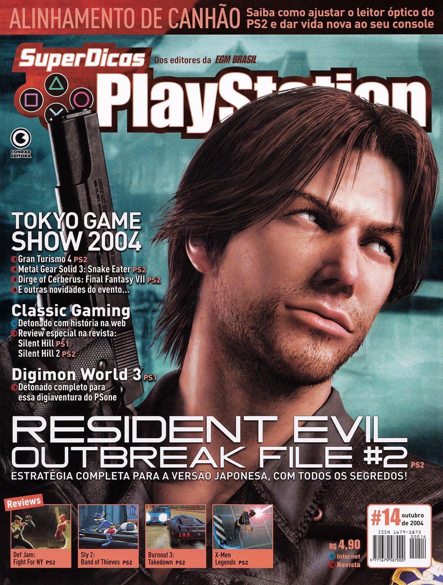 Super Dicas Playstation 14 (October 2004)