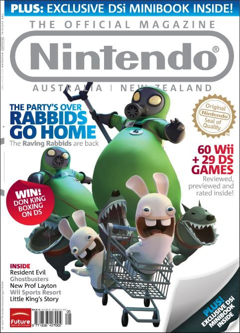 Nintendo: The Official Magazine Issue 05 (April 2009)