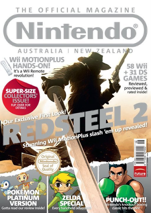 Nintendo: The Official Magazine Issue 06 (June 2009)