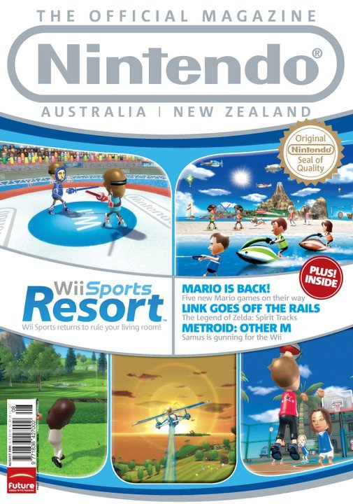 Nintendo: The Official Magazine Issue 08 (August 2009)